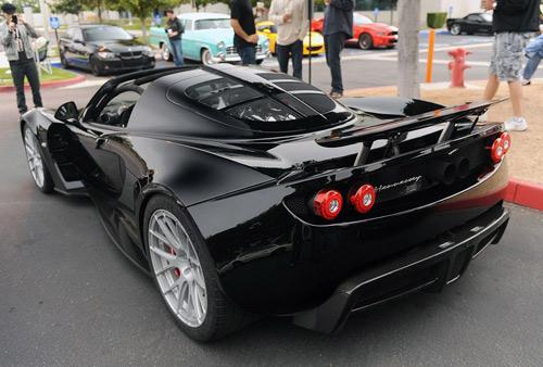 """""""Quái vật"""" Venom GT Spyder hiện hình - 2"""