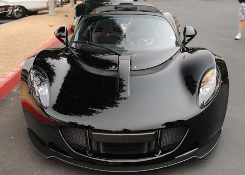 """""""Quái vật"""" Venom GT Spyder hiện hình - 3"""