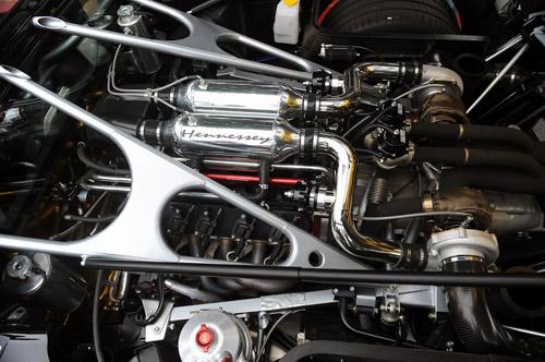 """""""Quái vật"""" Venom GT Spyder hiện hình - 7"""