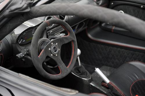 """""""Quái vật"""" Venom GT Spyder hiện hình - 9"""