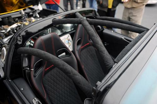 """""""Quái vật"""" Venom GT Spyder hiện hình - 12"""