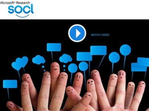 Microsoft bất ngờ mở cửa mạng xã hội So.cl - 1
