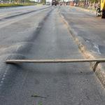 Tin tức trong ngày - Lún nặng trên đại lộ hiện đại nhất TP.HCM