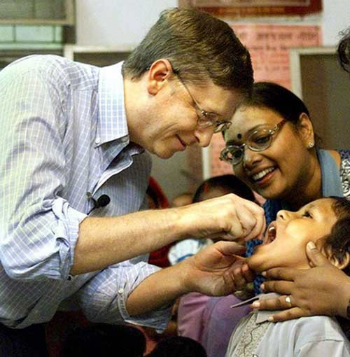 Làn sóng DN làm từ thiện ở Ấn Độ - 1