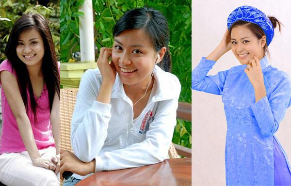 Ngắm lại nhan sắc Việt thời áo trắng - 10