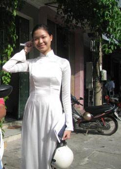 Ngắm lại nhan sắc Việt thời áo trắng - 3