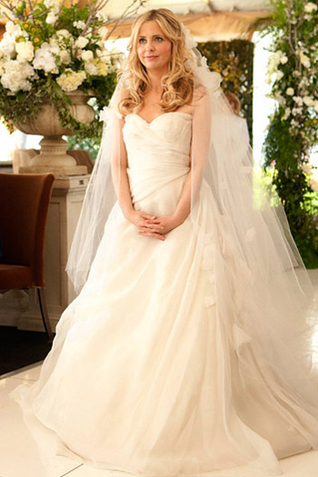 Top váy cưới đi vào lịch sử Hollywood - 4