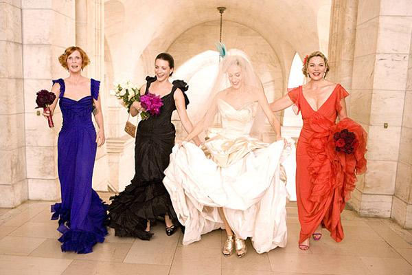 Top váy cưới đi vào lịch sử Hollywood - 6