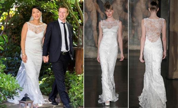 Top váy cưới đi vào lịch sử Hollywood - 1