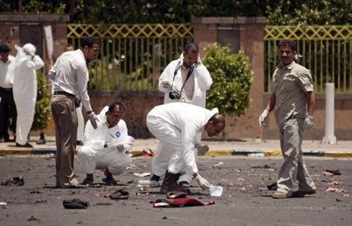 Yemen: Thảm sát kinh hoàng, 96 người chết - 1