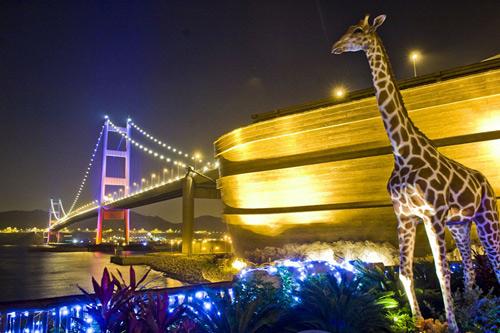 """""""Vườn cổ tích"""" có thật tại Hồng Kông - 5"""
