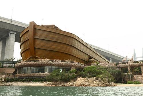 """""""Vườn cổ tích"""" có thật tại Hồng Kông - 6"""