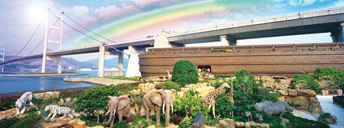 """""""Vườn cổ tích"""" có thật tại Hồng Kông - 3"""