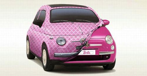 Top 12 chiếc xe màu hồng dành cho người giàu - 3
