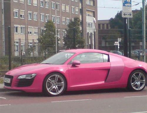Top 12 chiếc xe màu hồng dành cho người giàu - 6