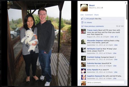 Mark Zuckerberg: Người tình chung thủy - 13