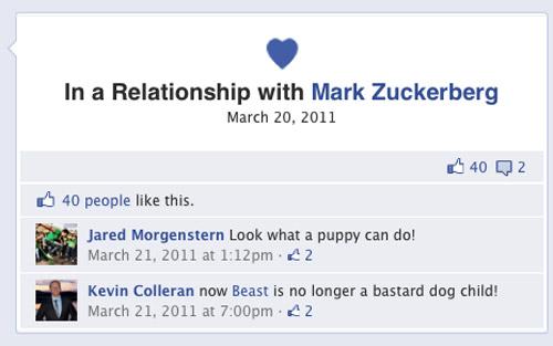 Mark Zuckerberg: Người tình chung thủy - 14