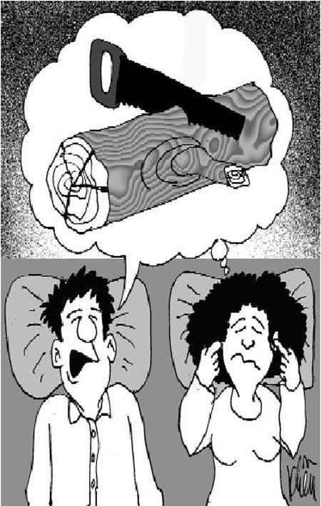 Bắt bệnh qua tiếng ngáy - 1
