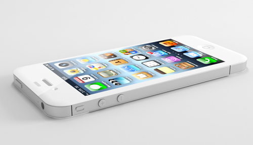 IPhone 5 màn hình 4 inch dạng concept - 3