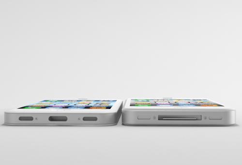 IPhone 5 màn hình 4 inch dạng concept - 7
