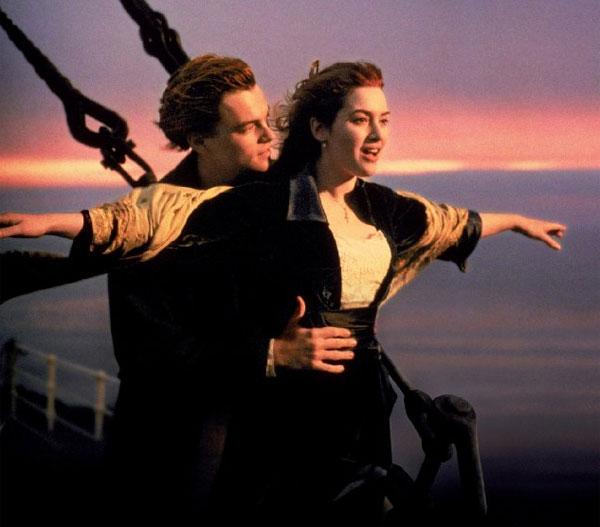 Lớp áo 3D đốt cháy cảm xúc cho Titanic - 1
