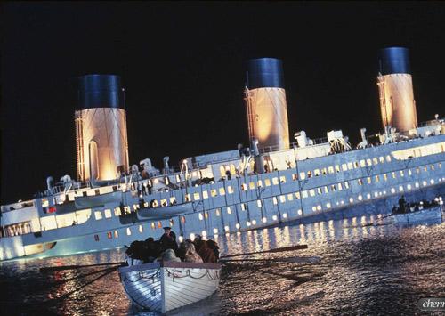 Lớp áo 3D đốt cháy cảm xúc cho Titanic - 3