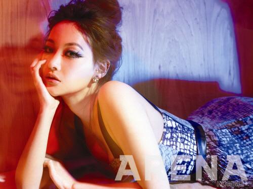 """""""Tiểu Kim Hee Sun"""" quá gợi cảm - 3"""