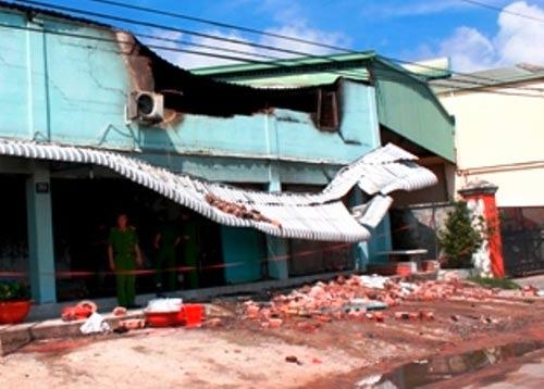 Cháy nhà ở Củ Chi: 4 người đã tử vong - 1