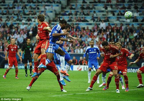 Drogba rời Chelsea: Tạm biệt người hùng - 6