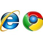 Công nghệ thông tin - Google Chrome lần đầu soán ngôi IE