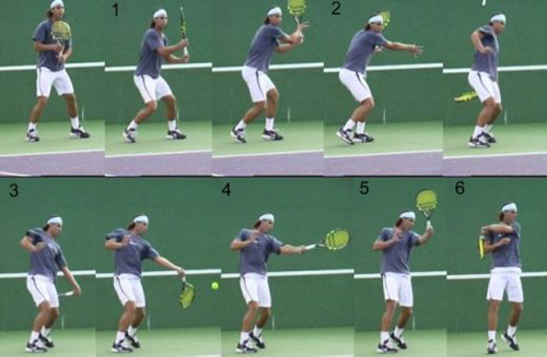 """Tennis: Nadal và """"chìa khóa"""" Topspin - 1"""