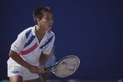 Roland Garros: Ký ức về Michael Chang - 1