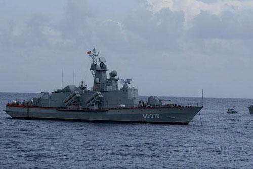 Sát thủ diệt hạm của tàu chiến Gepard VN - 4
