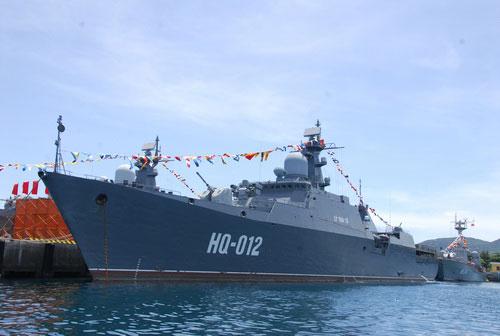 Sát thủ diệt hạm của tàu chiến Gepard VN - 3