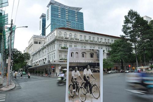 Sài Gòn quá khứ và hiện tại qua ống kính độc giả - 1