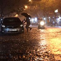 Hôm nay, Bắc Bộ tiếp tục có mưa to