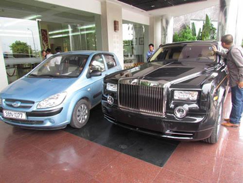 Rolls-Royce hình rồng giá 35,5 tỷ VND về nước - 7