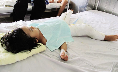 Tai nạn ở Sêrêpôk: Sống sót thần kỳ - 1