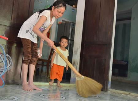 Cô gái hóa bà lão: Ngày trở về hạnh phúc - 4