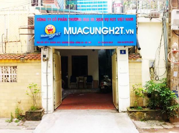 MuaCungH2T: Nơi khách hàng chọn mặt gửi vàng - 1