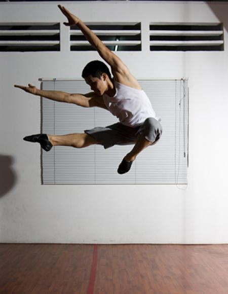 Vân Trang đạo nhảy: Lập lờ đánh lận con đen - 2