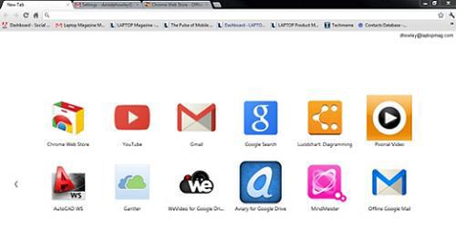 Viết Gmail trên Chrome không cần Internet - 3