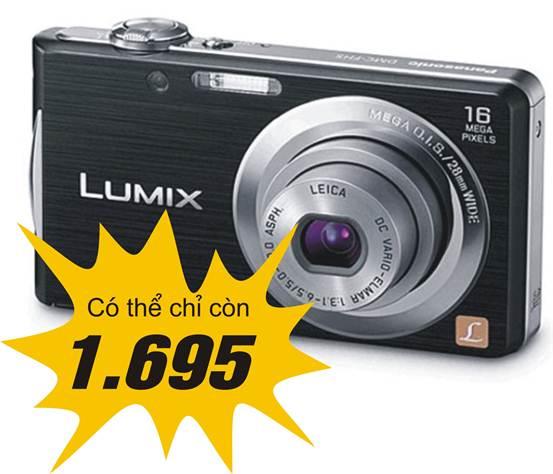 Một loạt điện thoại, máy ảnh giảm giá 50% - 2