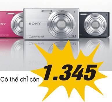 Một loạt điện thoại, máy ảnh giảm giá 50% - 3