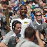 Video: Drogba rc uc Olympic