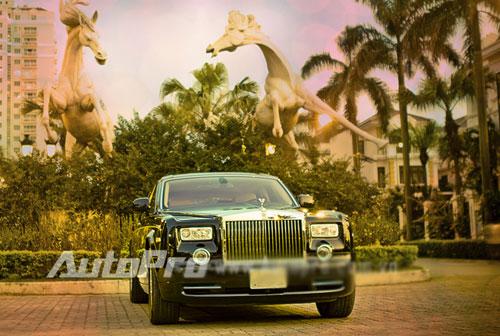 """""""Choáng"""" chiếc Rolls Royce Rồng thứ 5 là """"Rồng Việt"""" - 1"""