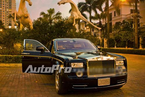 """""""Choáng"""" chiếc Rolls Royce Rồng thứ 5 là """"Rồng Việt"""" - 2"""