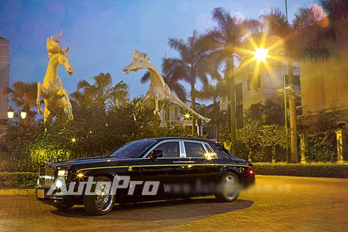 """""""Choáng"""" chiếc Rolls Royce Rồng thứ 5 là """"Rồng Việt"""" - 3"""