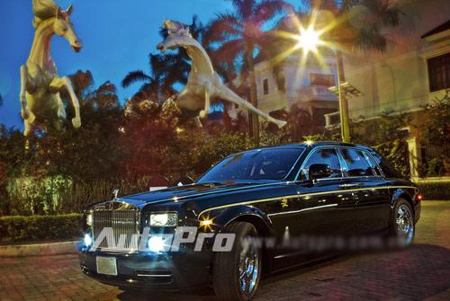 """""""Choáng"""" chiếc Rolls Royce Rồng thứ 5 là """"Rồng Việt"""" - 5"""