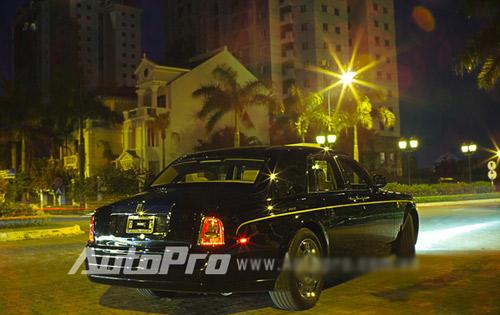 """""""Choáng"""" chiếc Rolls Royce Rồng thứ 5 là """"Rồng Việt"""" - 7"""